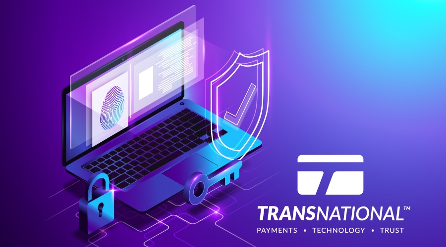Abstract image of TransNational Payments' payment processing tools against friendly fraud