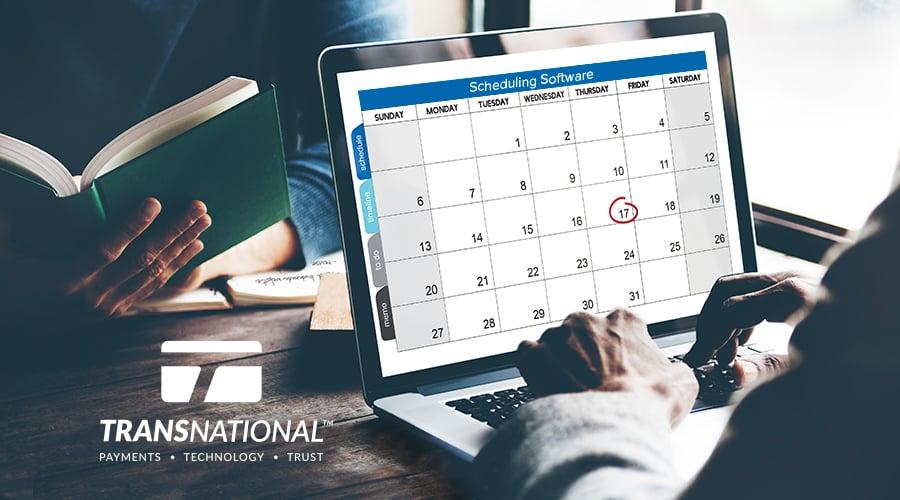 scheduling-software-laptop-calendar-branded-social